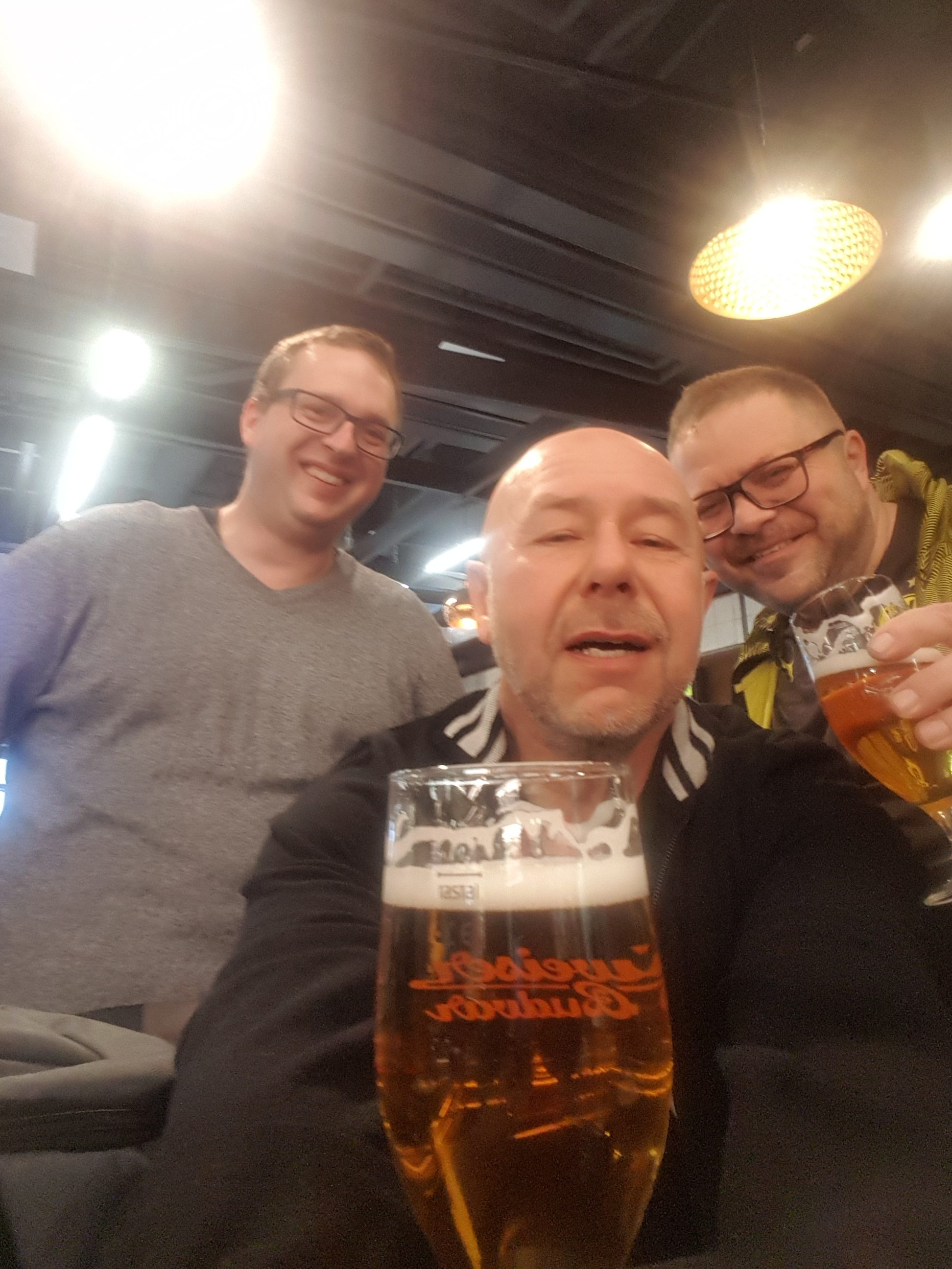 Heimspiel gegen Köln